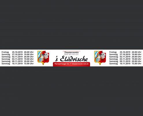Wiederverwendbares Banner
