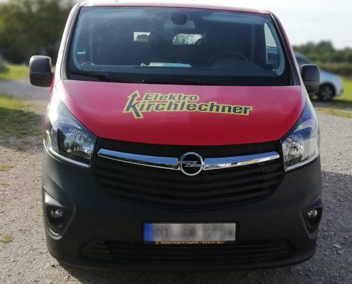 Kirchlechner Opel Front