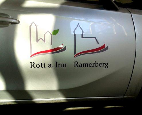 Gemeindefahrzeug Rott/Ramerberg