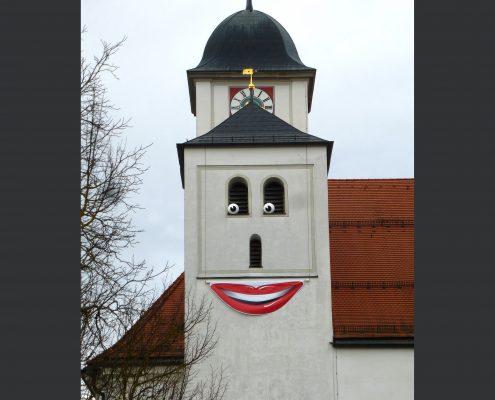 Kirche zu Fasching